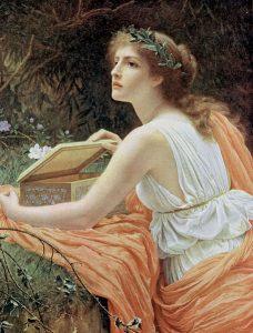 Pandora's Box painting