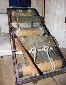 torture rack origin of rack your brains idiom